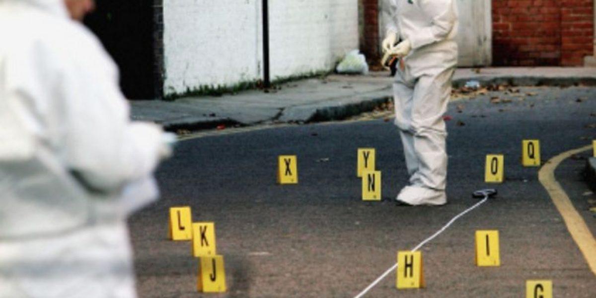 Asesinan en Nuevo Laredo a cuatro funcionarios de la Procuraduría de Justicia