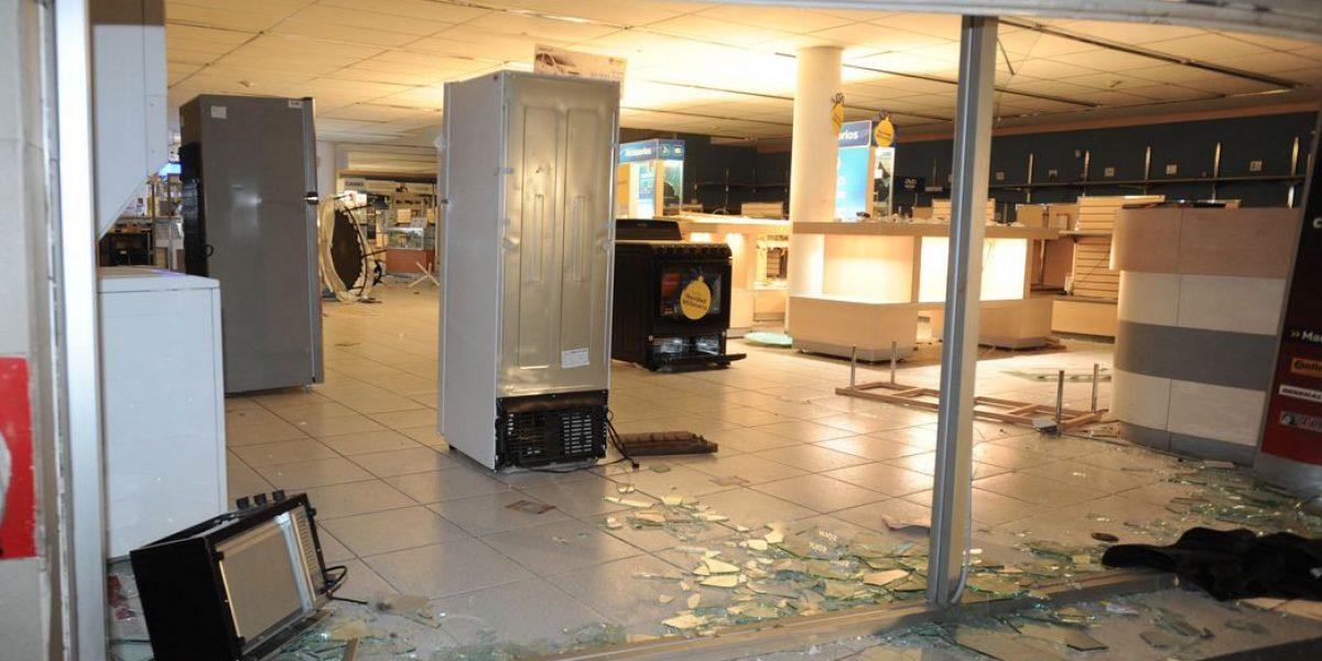 Revelan lista de tiendas que fueron saqueadas en la CDMX