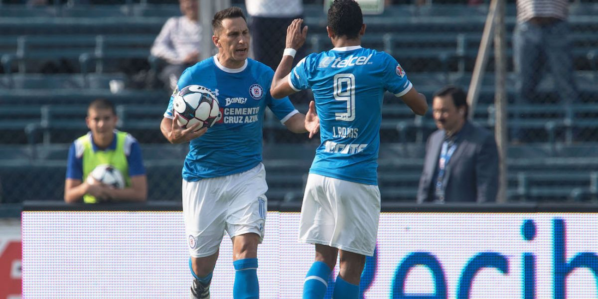 Cruz Azul vs. Necaxa, ¿cuándo juegan la Jornada 1 del Clausura 2017?