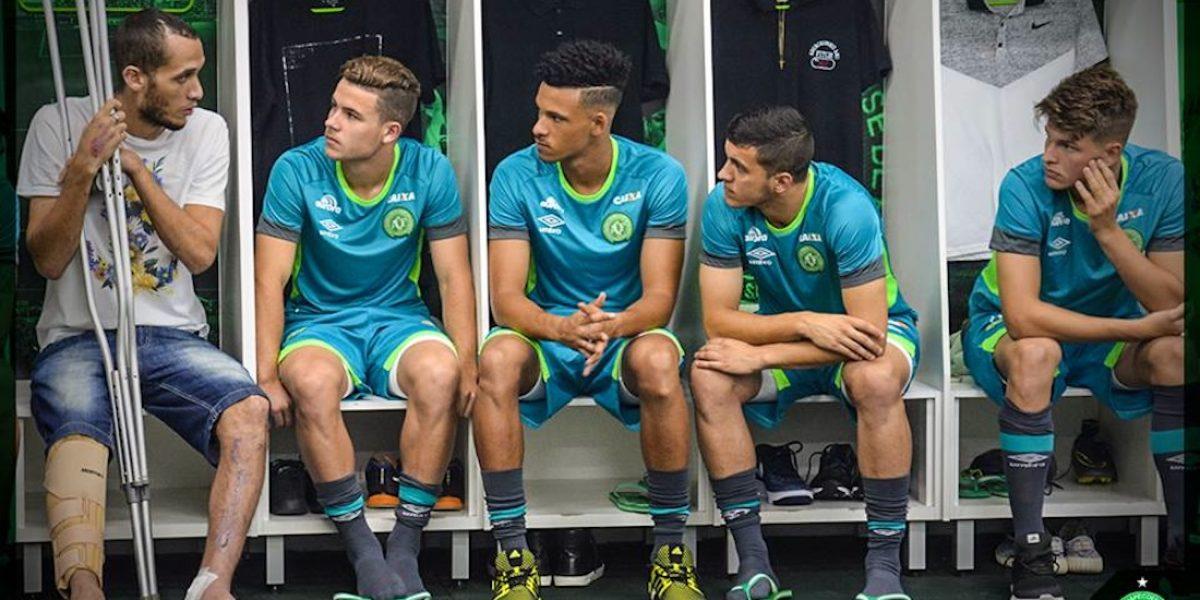 VIDEO: Chapecoense presenta a su equipo para el siguiente torneo