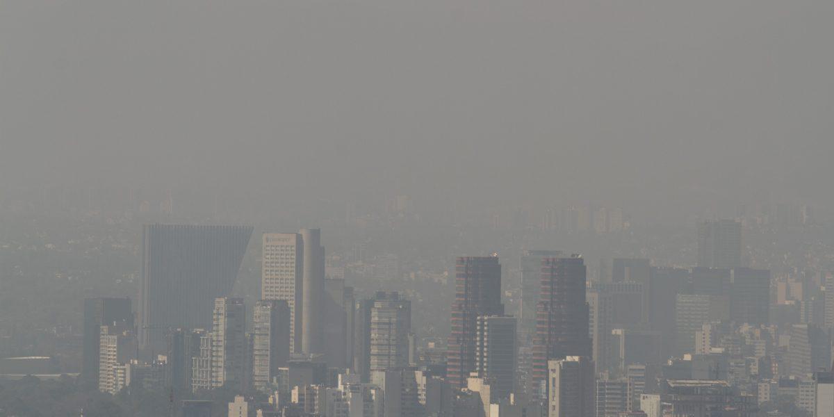 Activan contingencia ambiental atmosférica regional por calidad del aire