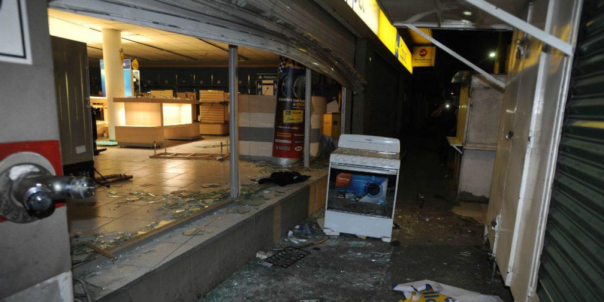 Eruviel confirma 529 detenidos por vandalismo en Edomex
