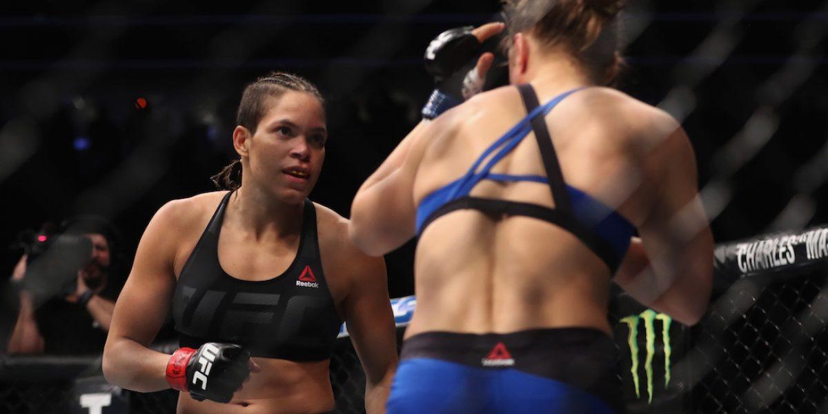 Amanda Nunes califica de sobrevalorada a Ronda Rousey