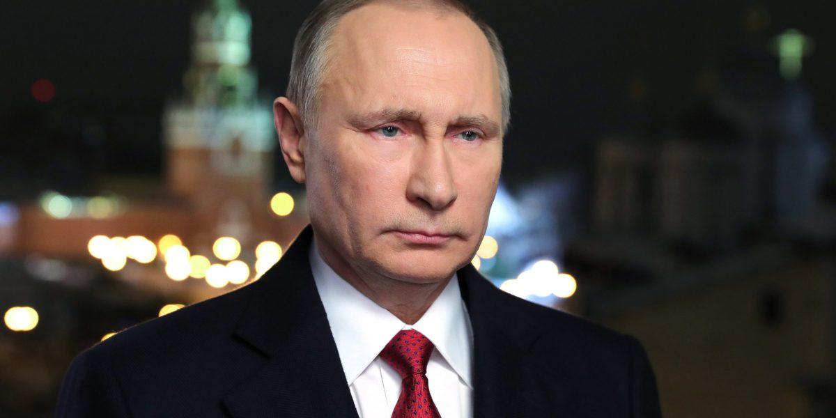 Estados Unidos acusa que Putin ordenó ciberataques por su