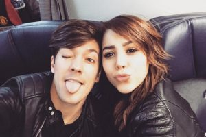 Danna Paola y Roger González.. Imagen Por: Vía .instagram.com/rogergzz/