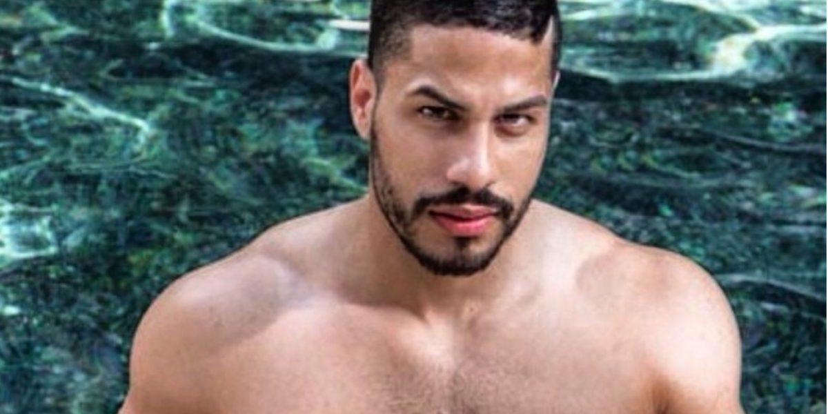 Actor porno gay golpeó a su novio por una insólita razón