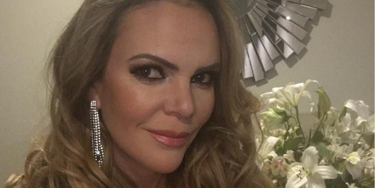 Aline Hernández regresa a la conducción de