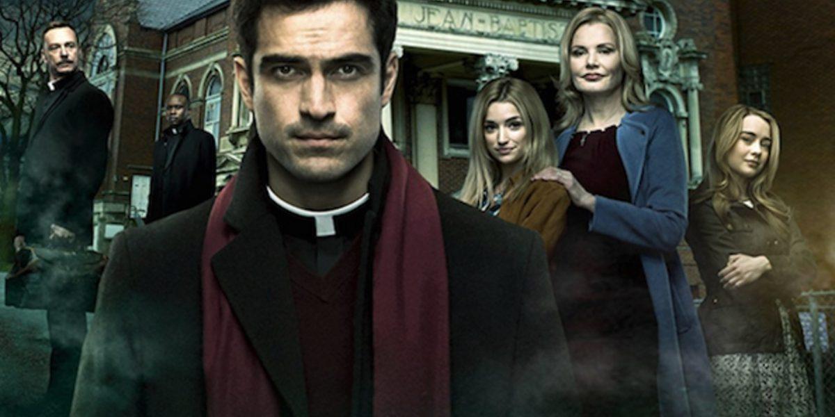"""Retransmitirán serie """"El Exorcista"""", con Alfonso Herrera"""