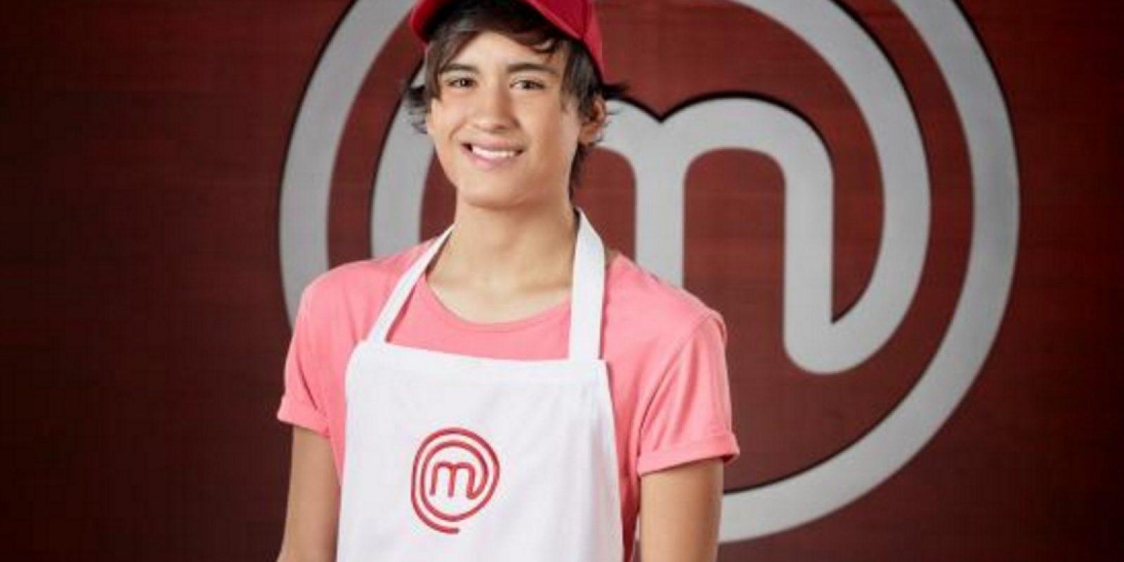 Daniel Vera de MasterChef. Imagen Por: Vía instagram.com/vveradaniel/