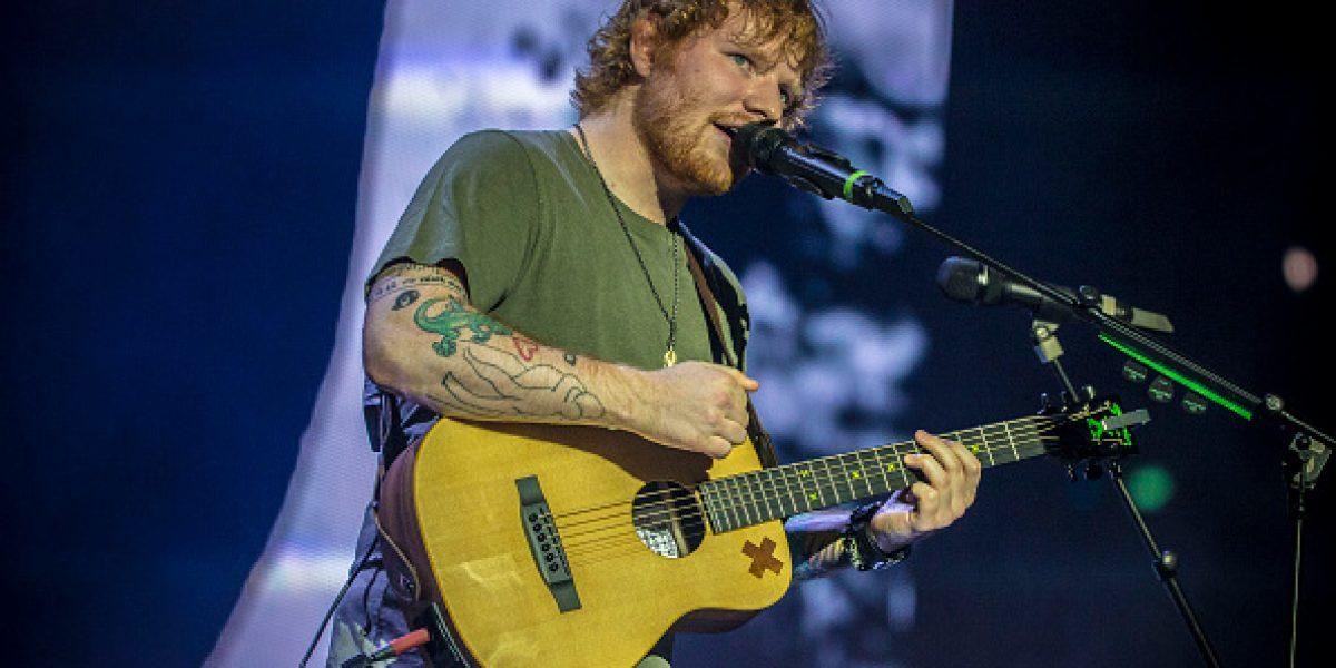 A este ritmo, Ed Sheeran reaparece con dos temas inéditos