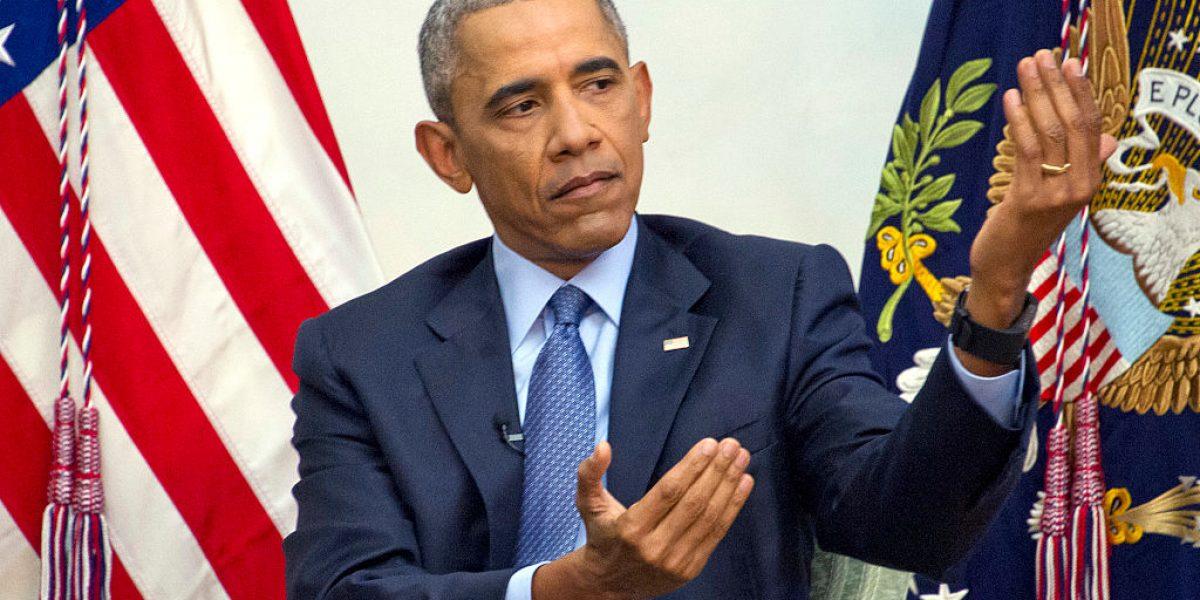 Obama anuncia vacaciones luego de gobernar EU por ocho años