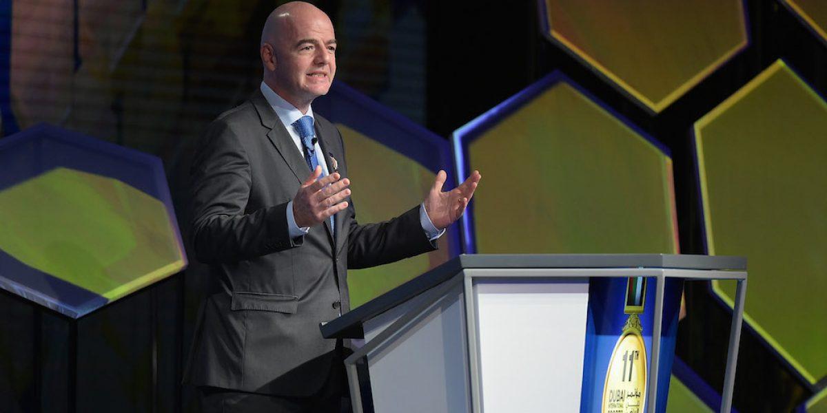 FIFA propone unificar eliminatorias mundialistas de CONCACAF y CONMEBOL