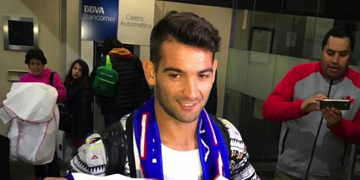 VIDEO: Martín Cauteruccio listo para hacer historia con Cruz Azul