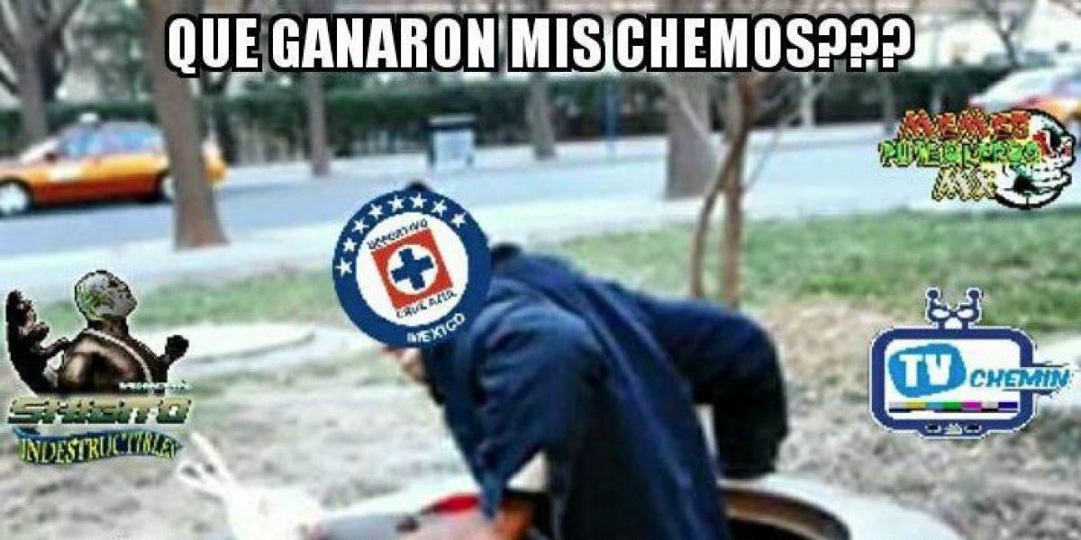Pese a la victoria, Cruz Azul no se salvó de los divertidos memes
