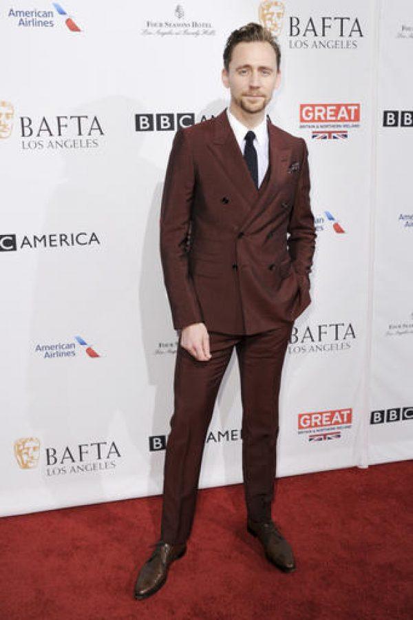 Tom Hiddleston. Imagen Por: AP