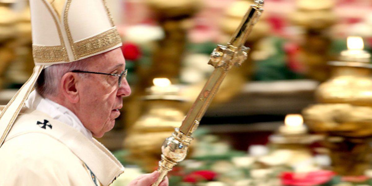 Al Papa no le gusta viajar, lo hace para sembrar esperanza
