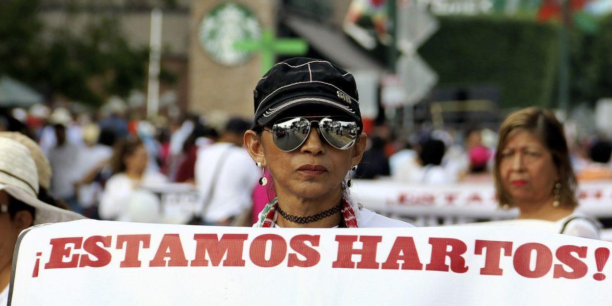 Metaleros, rockeros y punketos convocan a marcha pacífica
