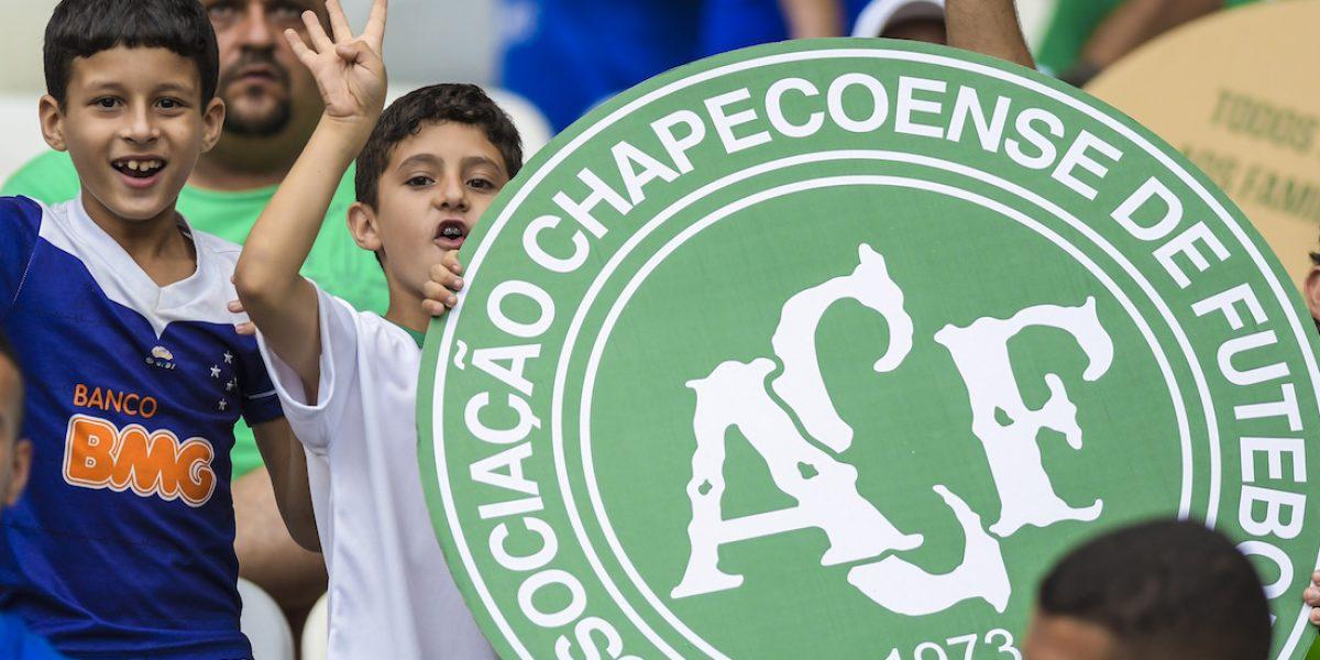 Chapecoense podría tener su propia serie de televisión