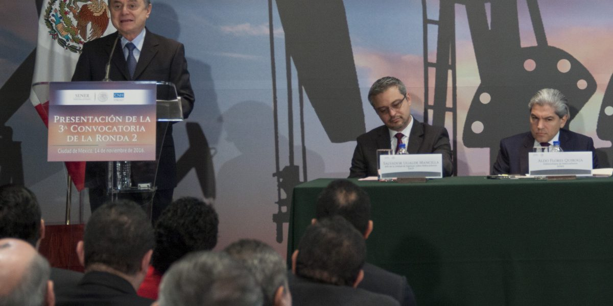Adjudicaciones de la Ronda 1 permitirán vencer declinación petrolera