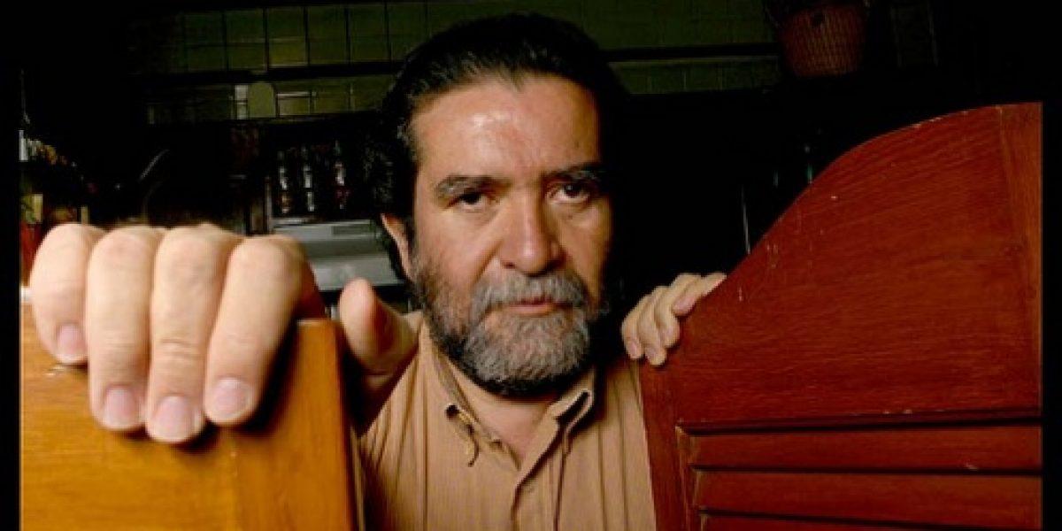Hospitalizan al escritor mexicano, Eusebio Ruvalcaba