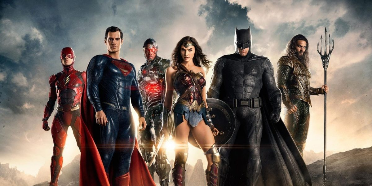 Liberan primera imagen de toda la Liga de la justicia