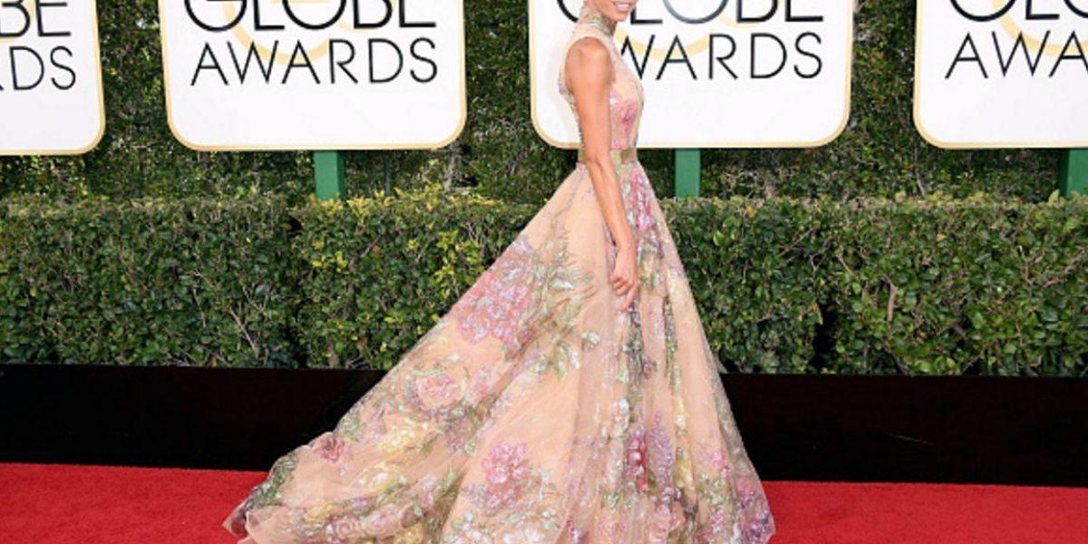 Las mejor vestidas de los Golden Globes 2017