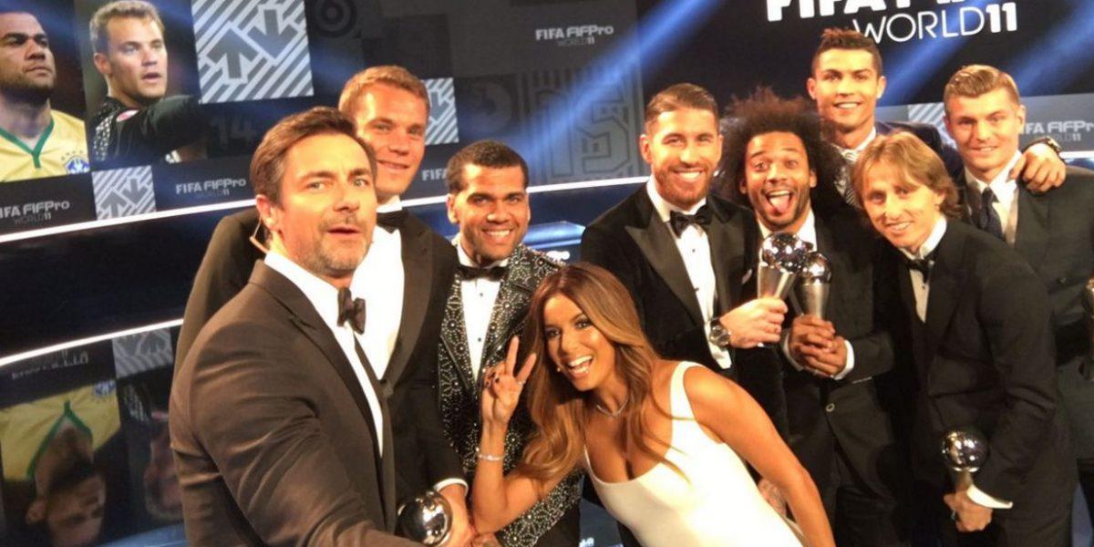 Conoce el 11 ideal de The Best de la FIFA 2016