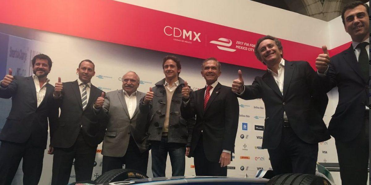 Esteban Gutierrez correrá en la Fórmula E