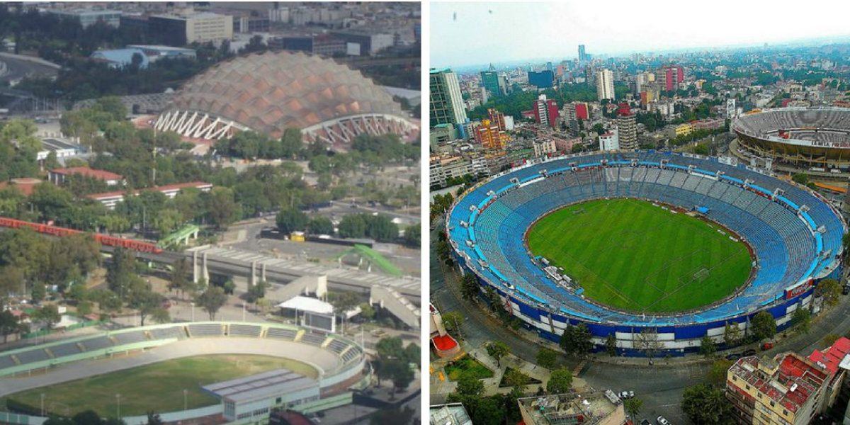 Demolerían el velódromo por construcción del nuevo estadio de Cruz Azul