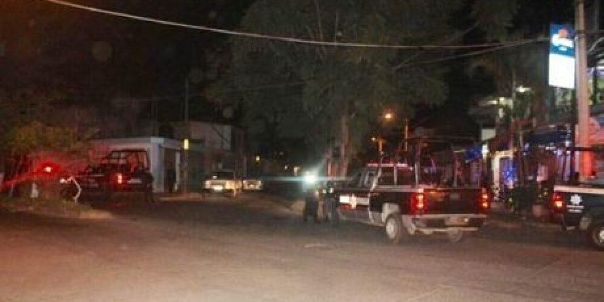 Grupo armado secuestra a 5 personas en Uruapan