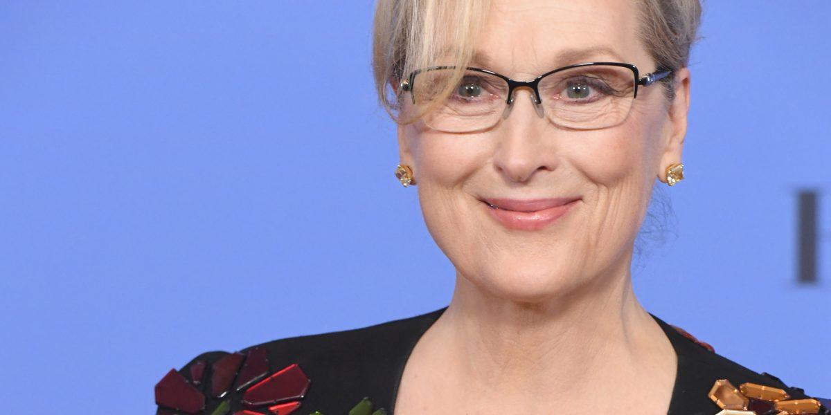 Donald Trump le responde a Meryl Streep, la llama