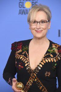 © 2017 Getty Images. Imagen Por: Meryl Streep en los Globos de Oro | Foto: Getty Images