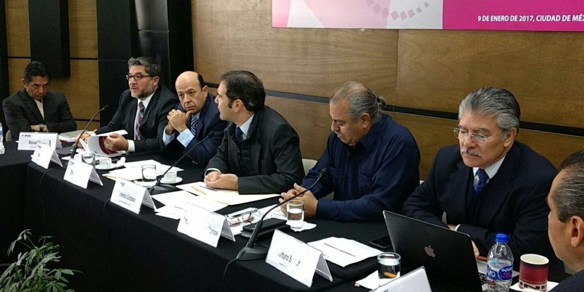 INE alista comisión de debates para comicios de 2018