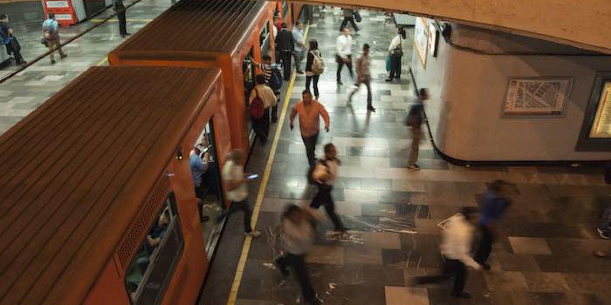 El Metro recibiría 137 mil 500 usuarios más tras gasolinazo