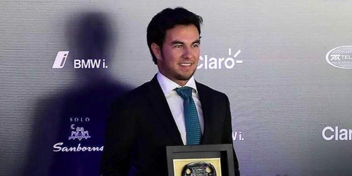 La FIA premia a Checo Pérez y Miguel Ángel Mancera