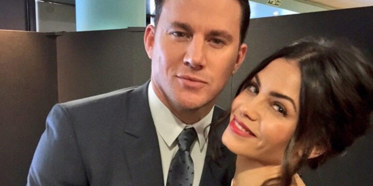Channing Tatum comparte foto de su esposa desnuda en Instagram