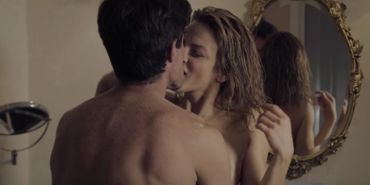 Escena de sexo de Kate