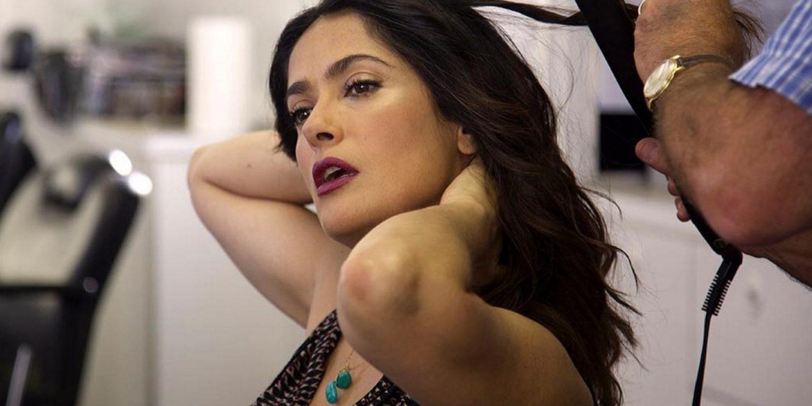 Salma Hayek. Imagen Por: Vía instagram.com/salmahayek