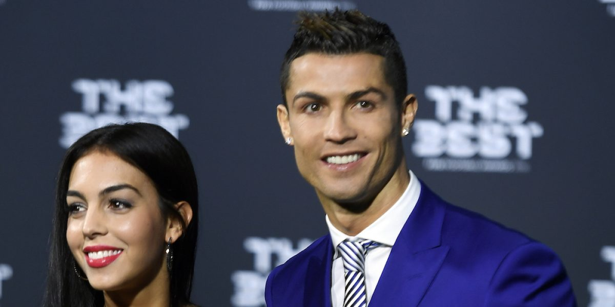Cristiano Ronaldo hace oficial su noviazgo con Georgina Rodríguez