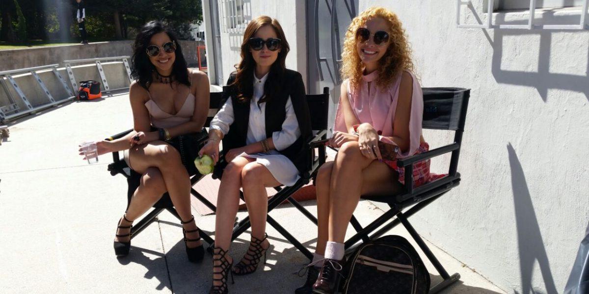 Arranca filmación de Plan V en Guadalajara con Natasha Dupeyron