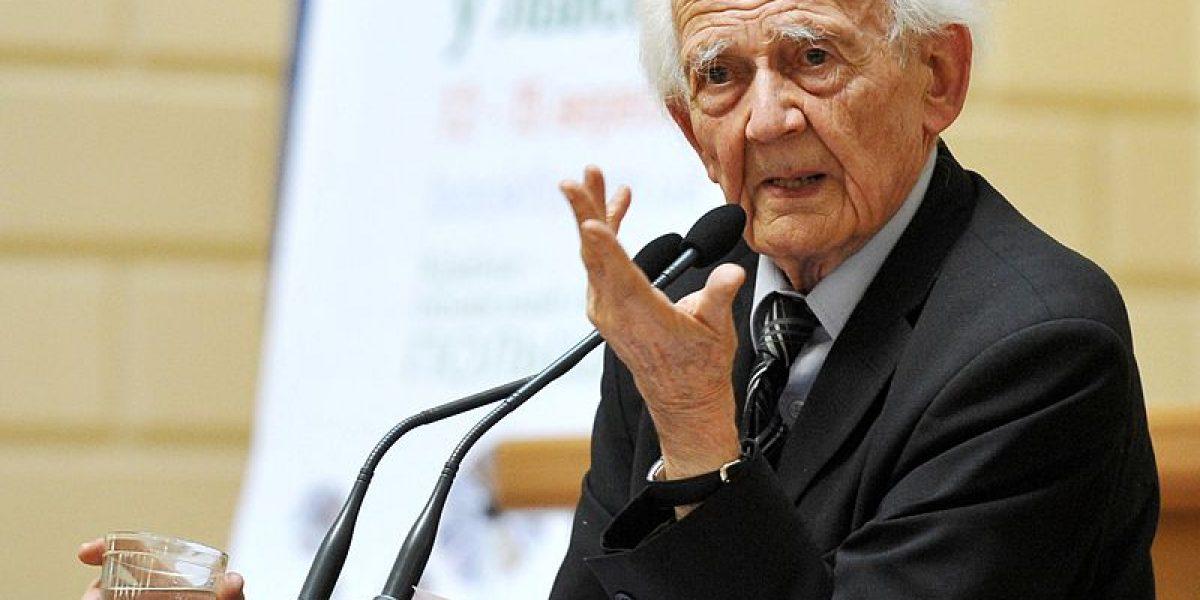 Muere el sociólogo Zygmunt Bauman; conoce su legado