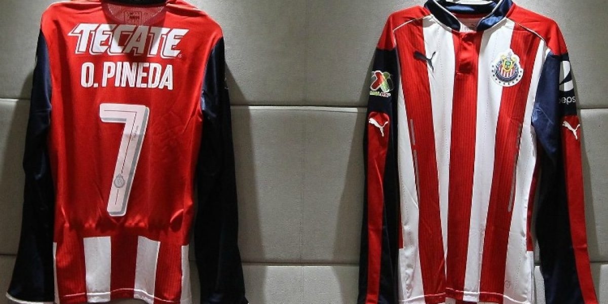 Playera de Chivas, la más vendida del Continente Americano