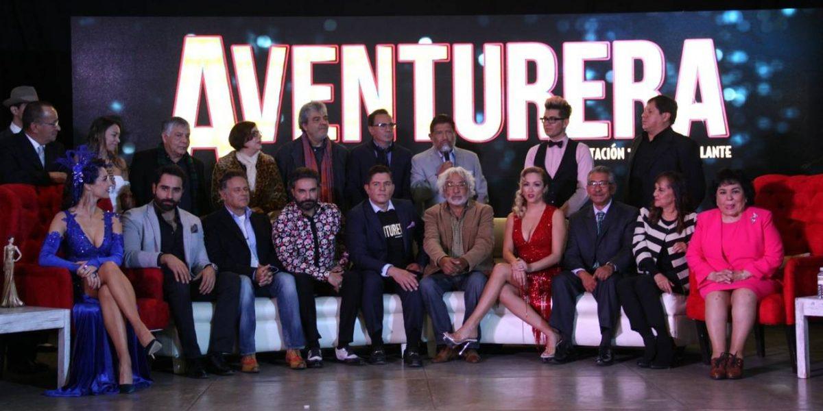Aventurera regresa en febrero con Susana González como protagonista