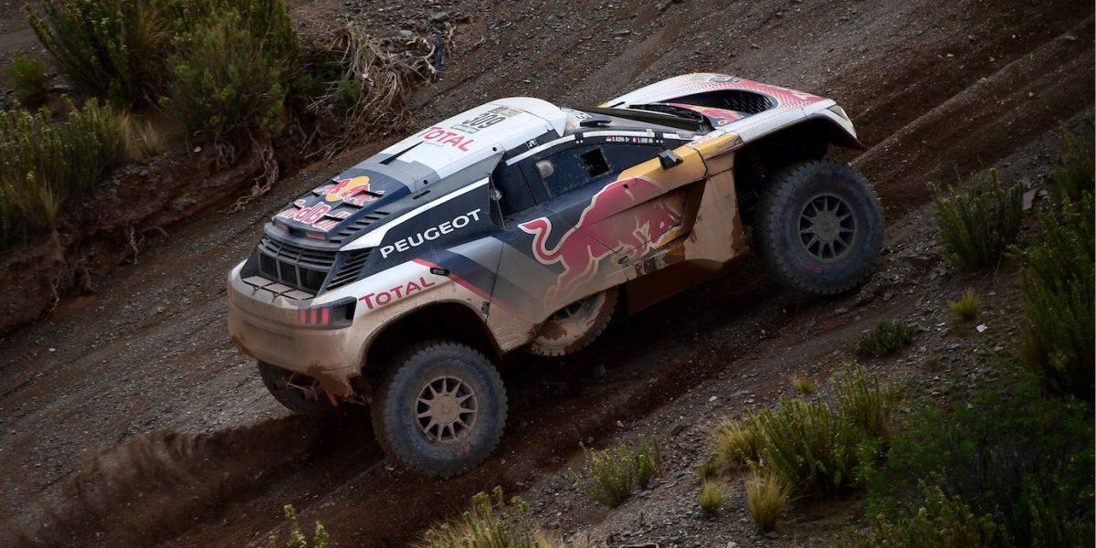 Dakar: Loeb gana etapa y desplaza a Peterhansel del liderato