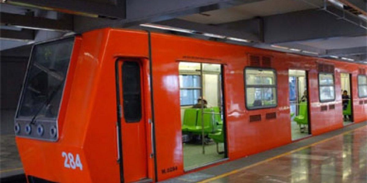 Metro presenta problemas con el cierre de puertas en Línea 1