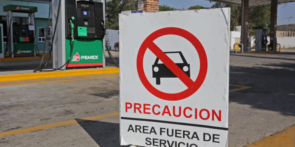 Mexicali registra desabasto de gasolinas por bloqueos