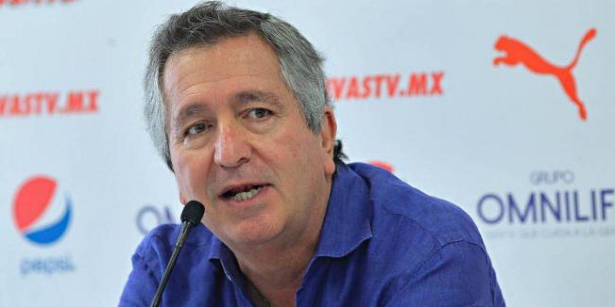 Jorge Vergara anuncia que no dará más entrevistas