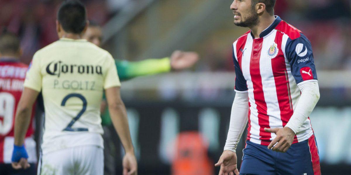 Pereira quiere el título de liga y de goleo para Chivas