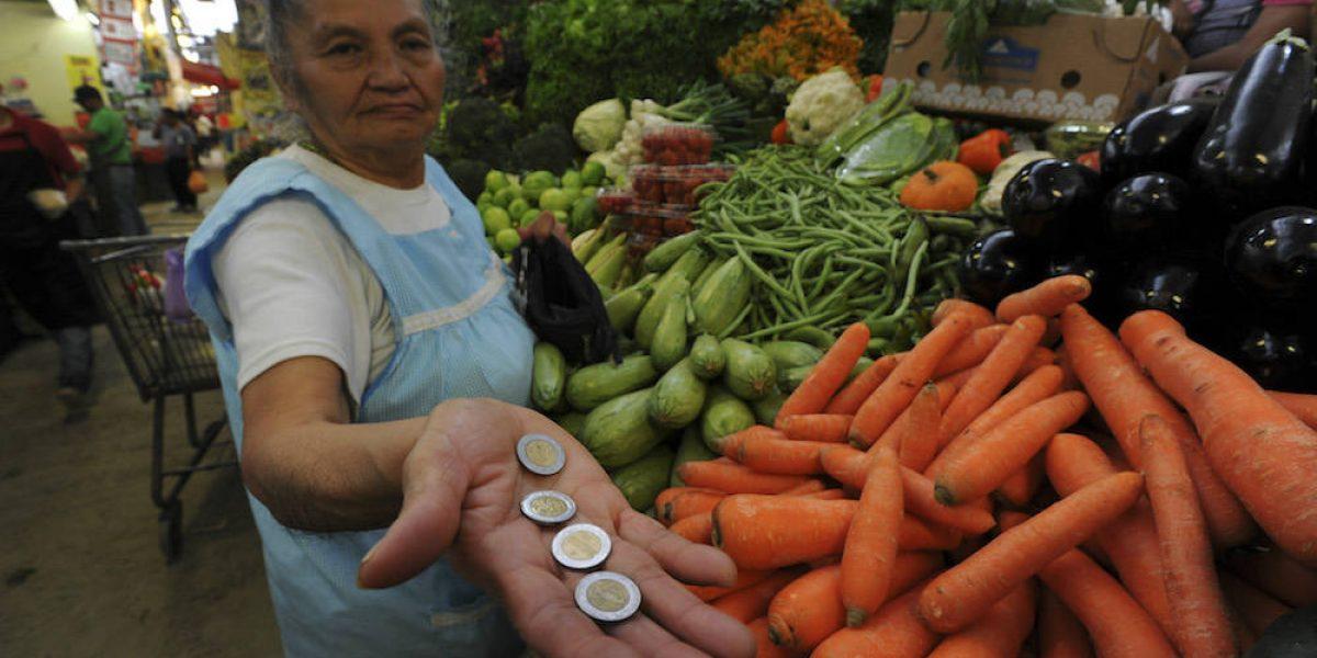 Hasta 2044 alcanzará el salario mínimo en México: UNAM