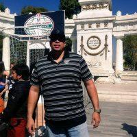 . Imagen Por: Llamas fue el primer mexicano en jugar en la NBA / Twitter: @GobCDMX